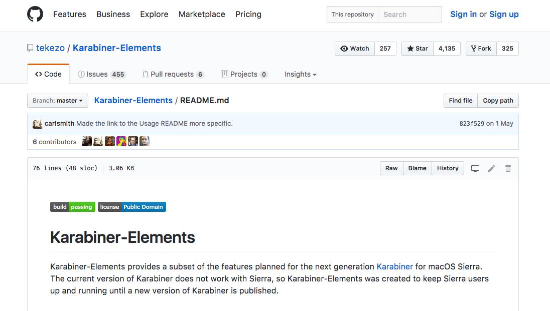 Karabiner-Elements