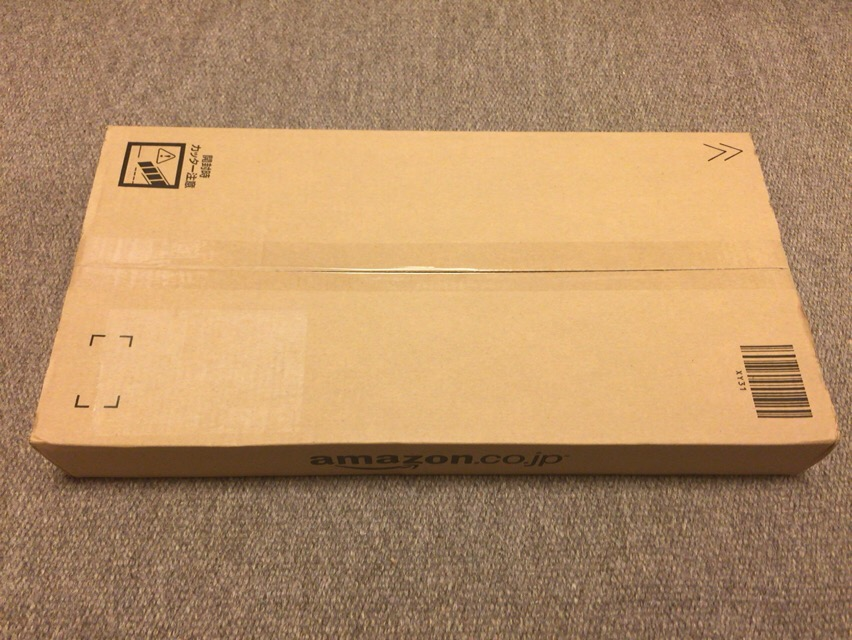 Amazonから届いたSurface Ergonomic Keyboard