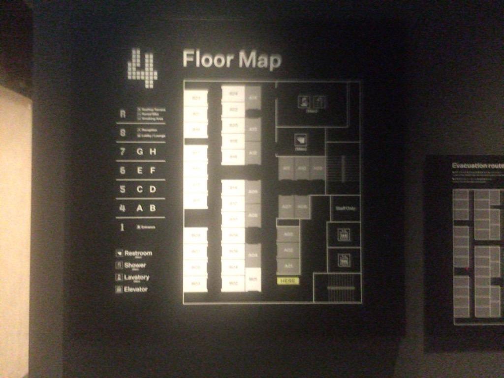 ミレニアルズ京都 4階フロア