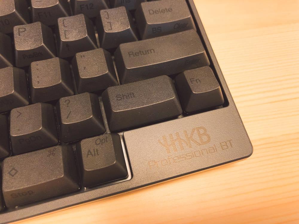 HHKB(PD-KB600B)のFnキー
