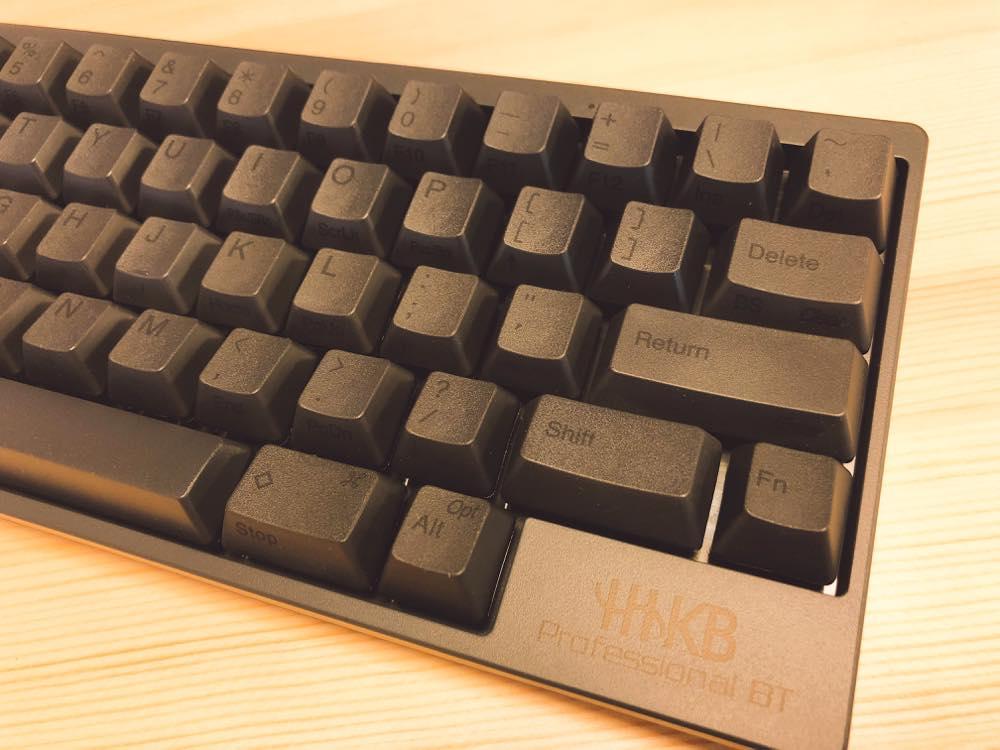 HHKB(PD-KB600B)の写真