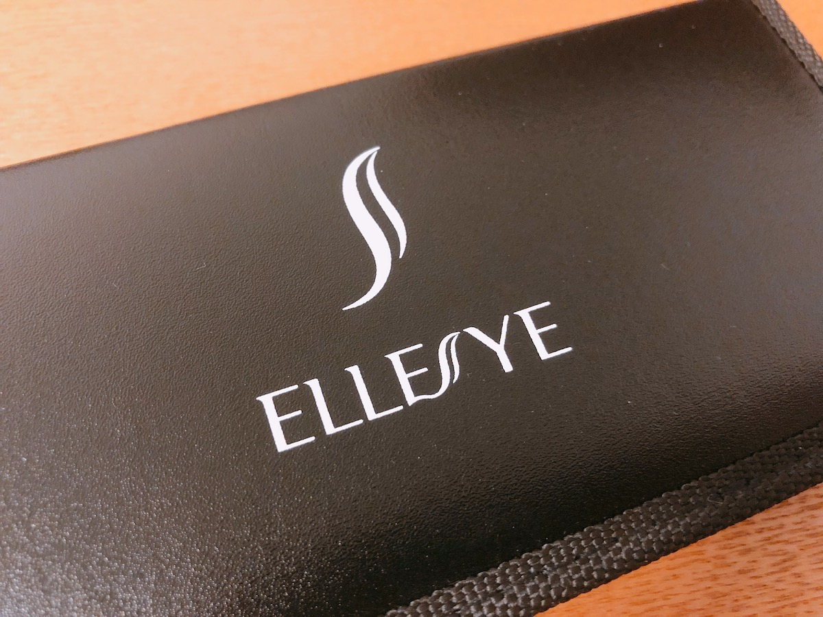 ElleSyeの口腔ケアセット(ケース)