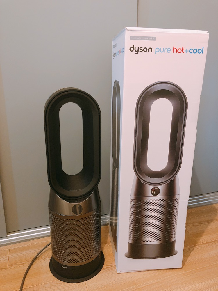 Dyson Pure Hot+Cool Linkの本体
