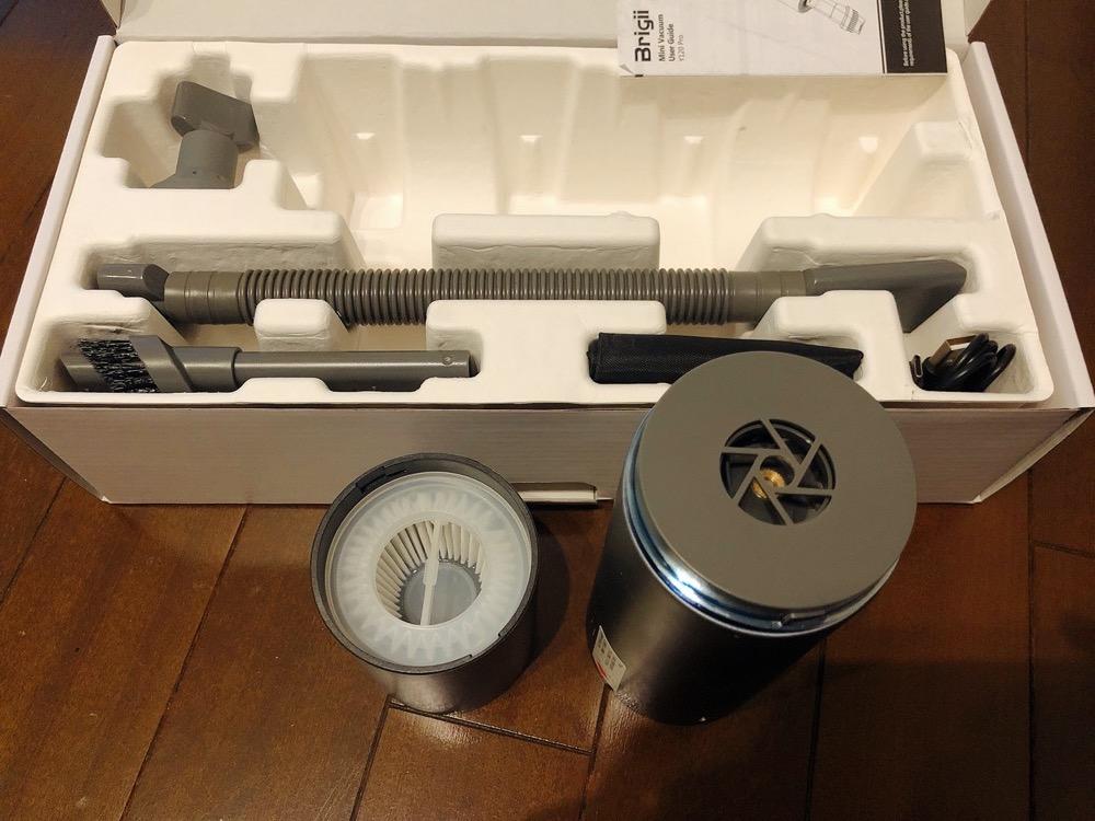 Brigii Muni Vacuum Y120 Pro